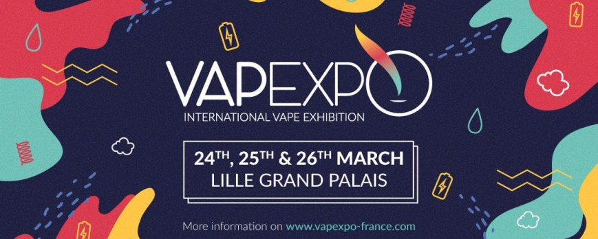HOLY JUICE LAB AT VAPEXPO LILLE 2018 (FRANCE)